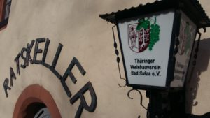 Arbeitseinsatz im Kronenhof und Ratskeller @ Vereinsräume Ratskeller Bad Sulza