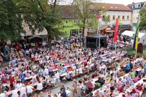 Thüringer Weinfest Bad Sulza 2020 @ Stadt Bad Sulza